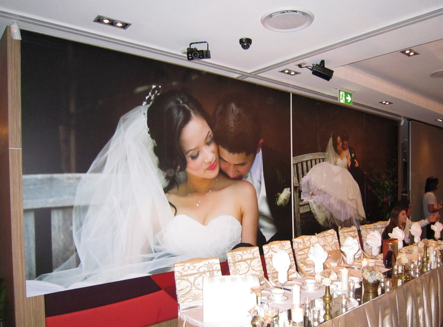 Wedding Wall Graphics