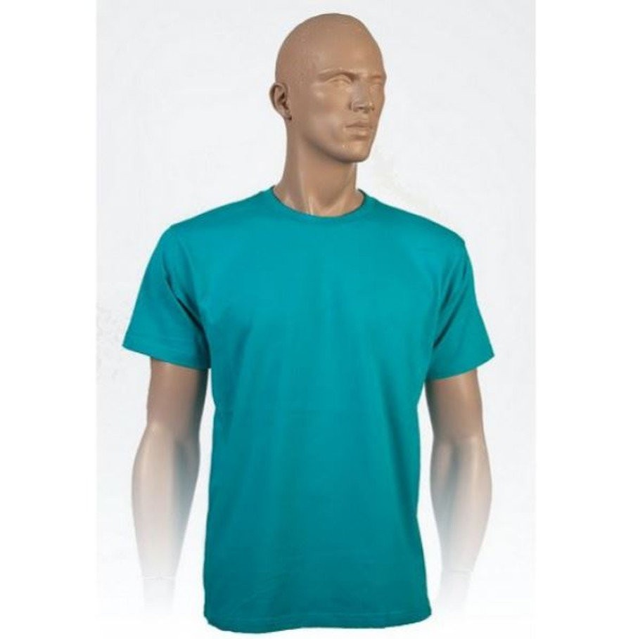 Mens Surf T-Shirt (Turquoise)