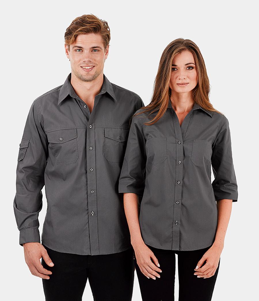 Ladies Aston L/S Sleeves Business Shirt