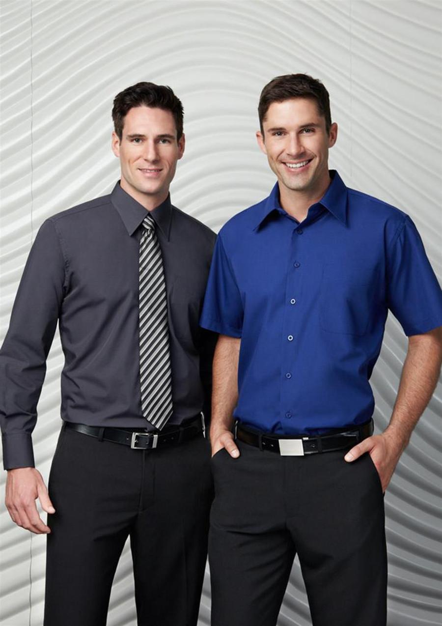 Mens S/S Metro Business Shirt