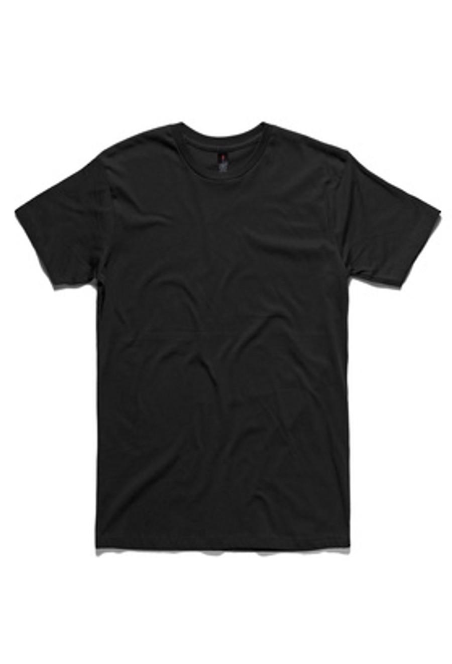 Mens Paper T-Shirt  (Black)