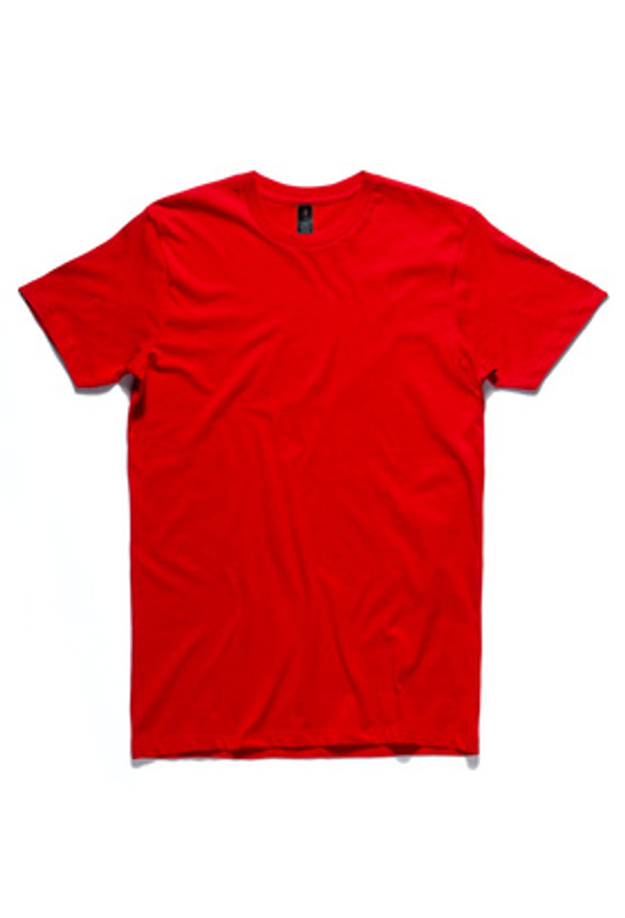 Mens Paper T-Shirt  (Red)