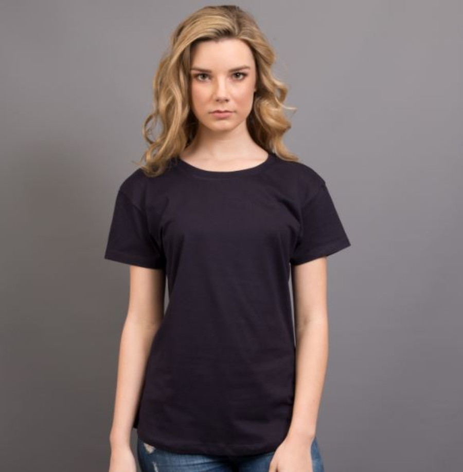 Ladies Surf T-Shirt  (Navy)
