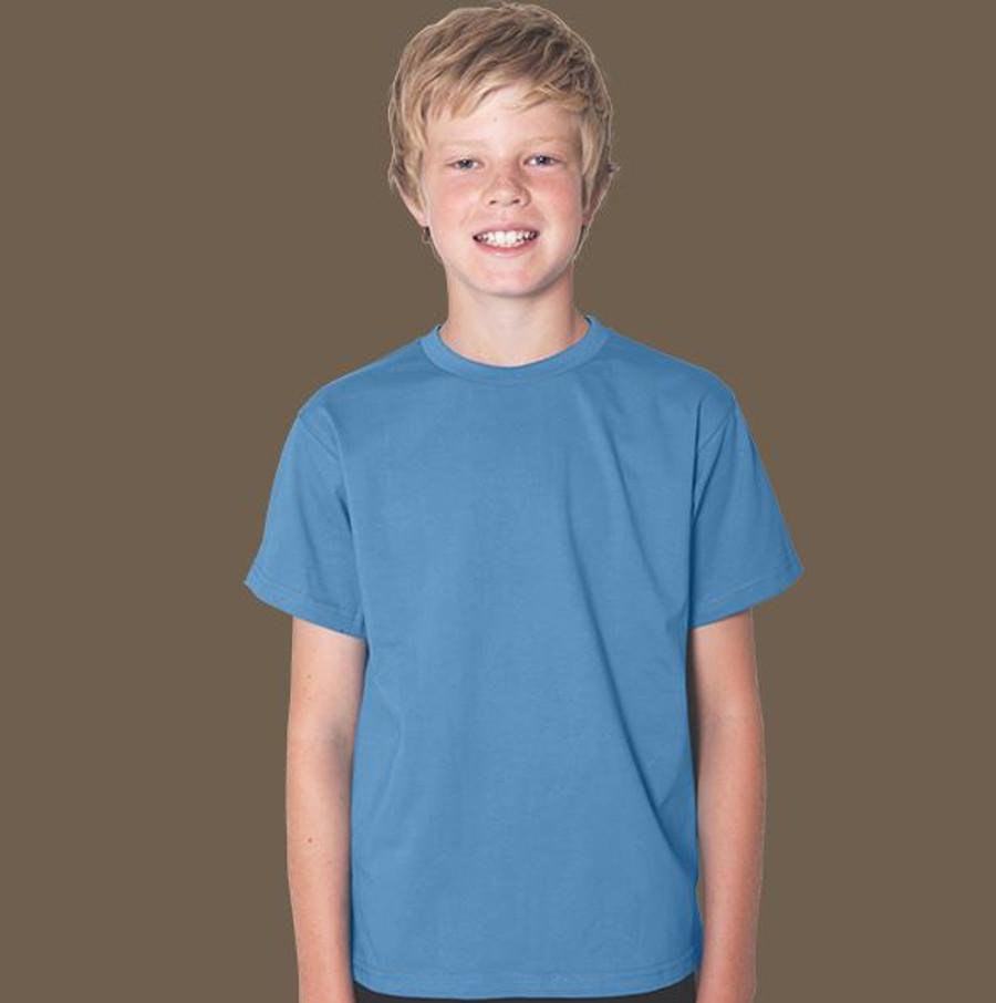 Kids Surf T-Shirt (Sky Blue)