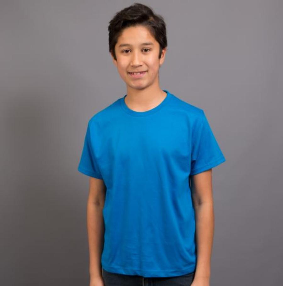 Kids Surf T-Shirt (Aqua)