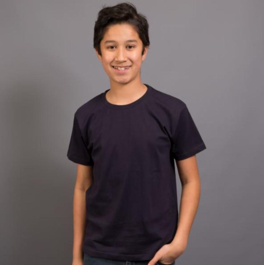 Kids Surf T-Shirt (Navy)