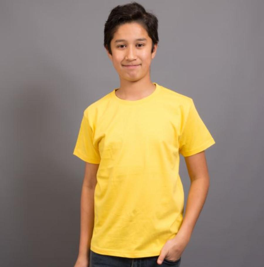 Kids Surf T-Shirt (Daisy Yellow)