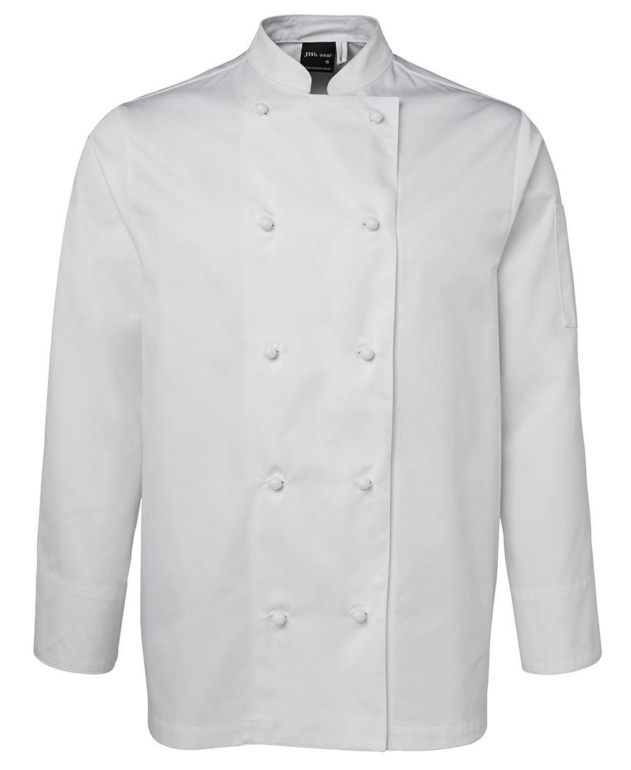 Chefs L/S Jacket (White)