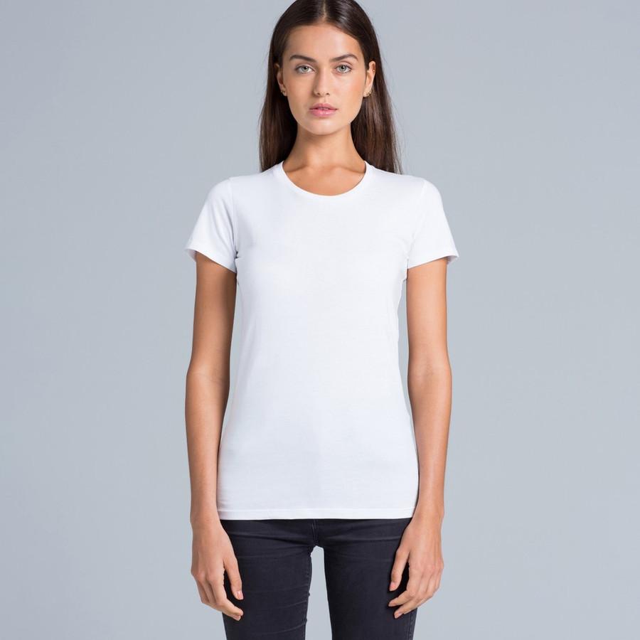 Ladies Wafer T-Shirt