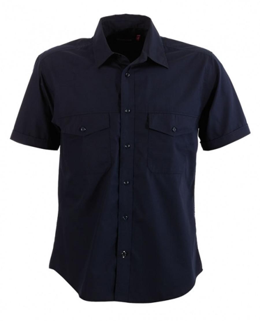 Mens Harley Business Shirt (Ink)