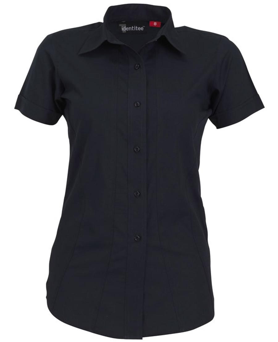 Ladies Aston Business Shirt (Ink)