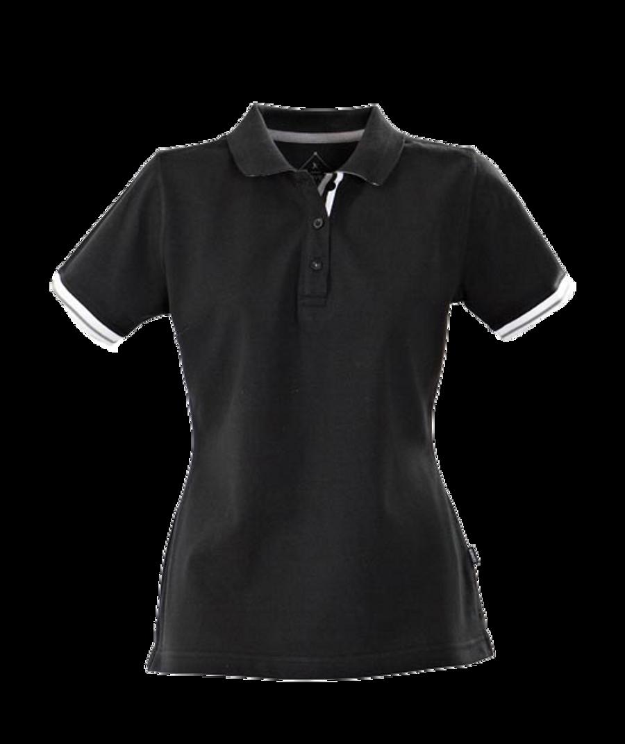 Ladies Antreville Polo Shirt (Black)