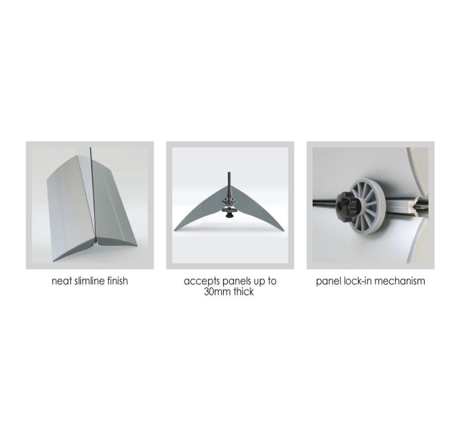 Rocket Vertical Stand Mechanism