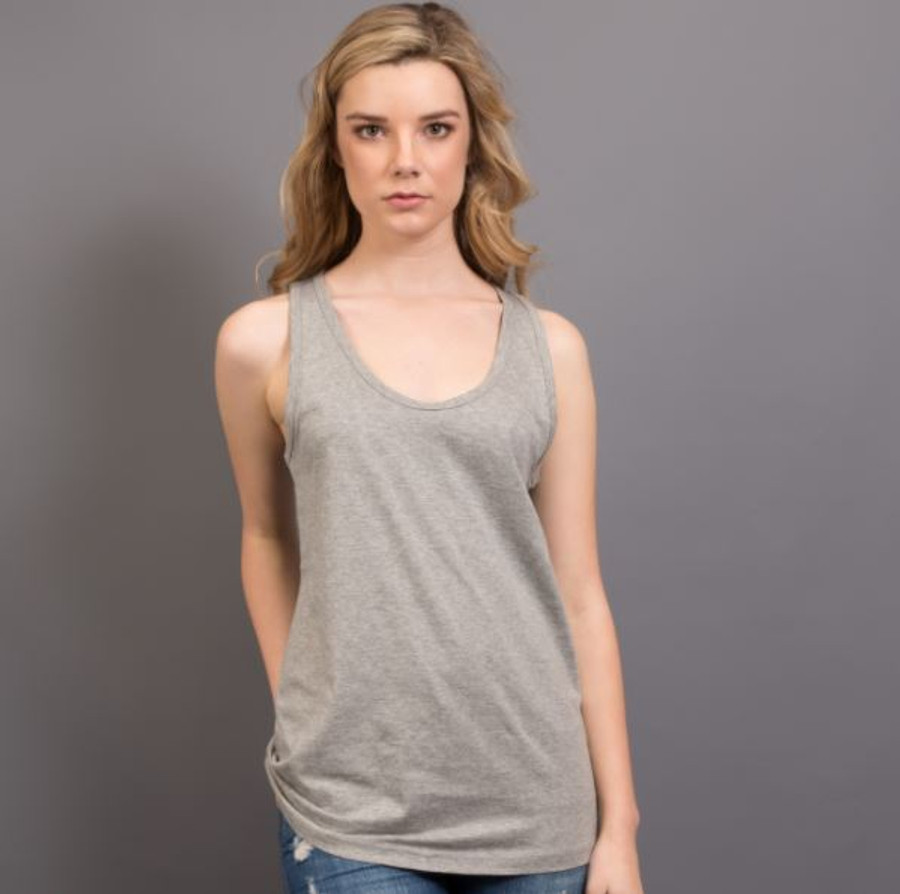 Ladies Laguna Singlets (Grey Marle)