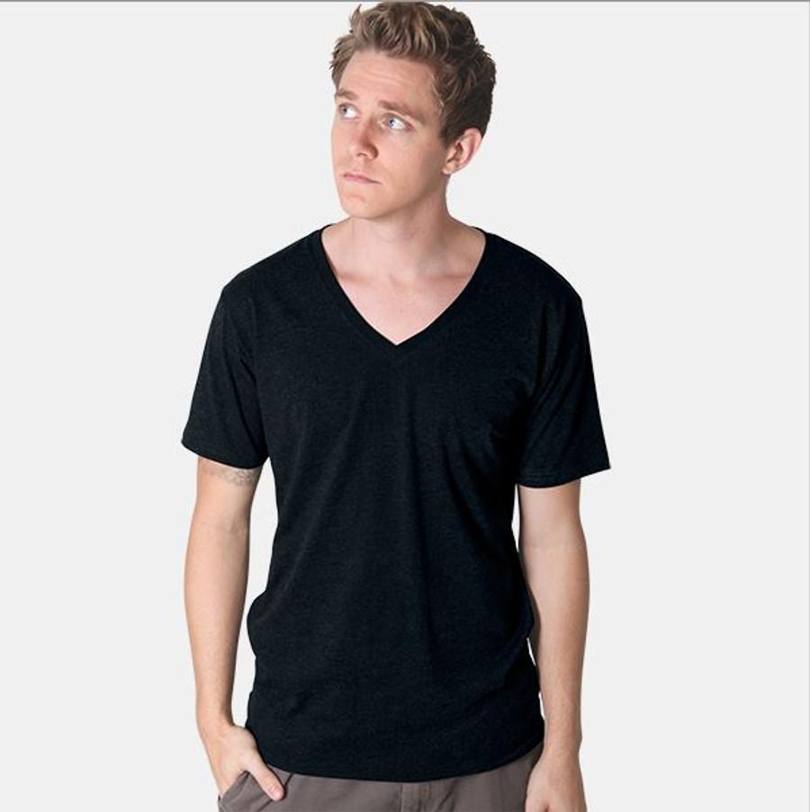 Mens Nauticus T-Shirt  (Black)