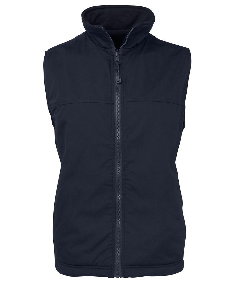 Reversible Vest (Navy/Navy)