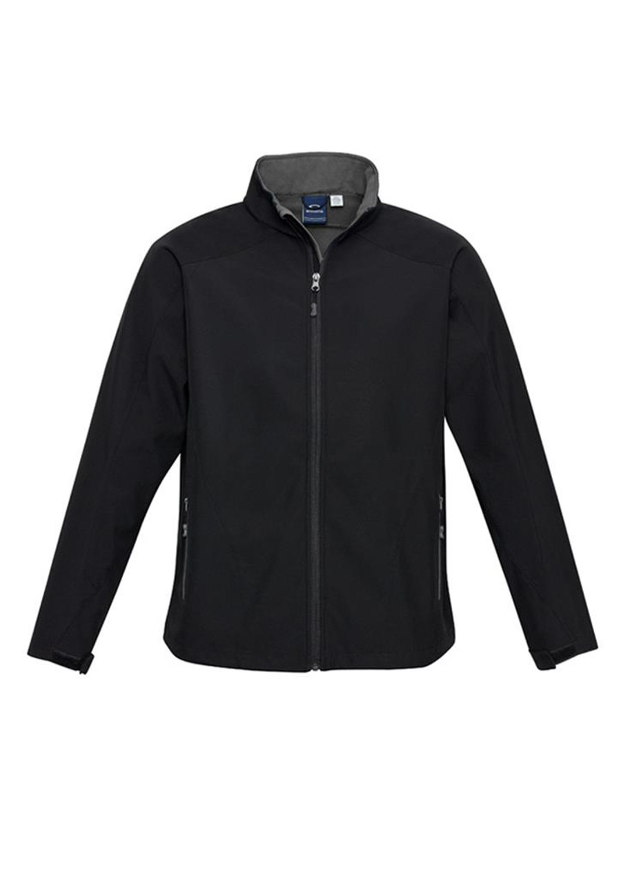 Kids Jacket Geneva (Black/Graphite)
