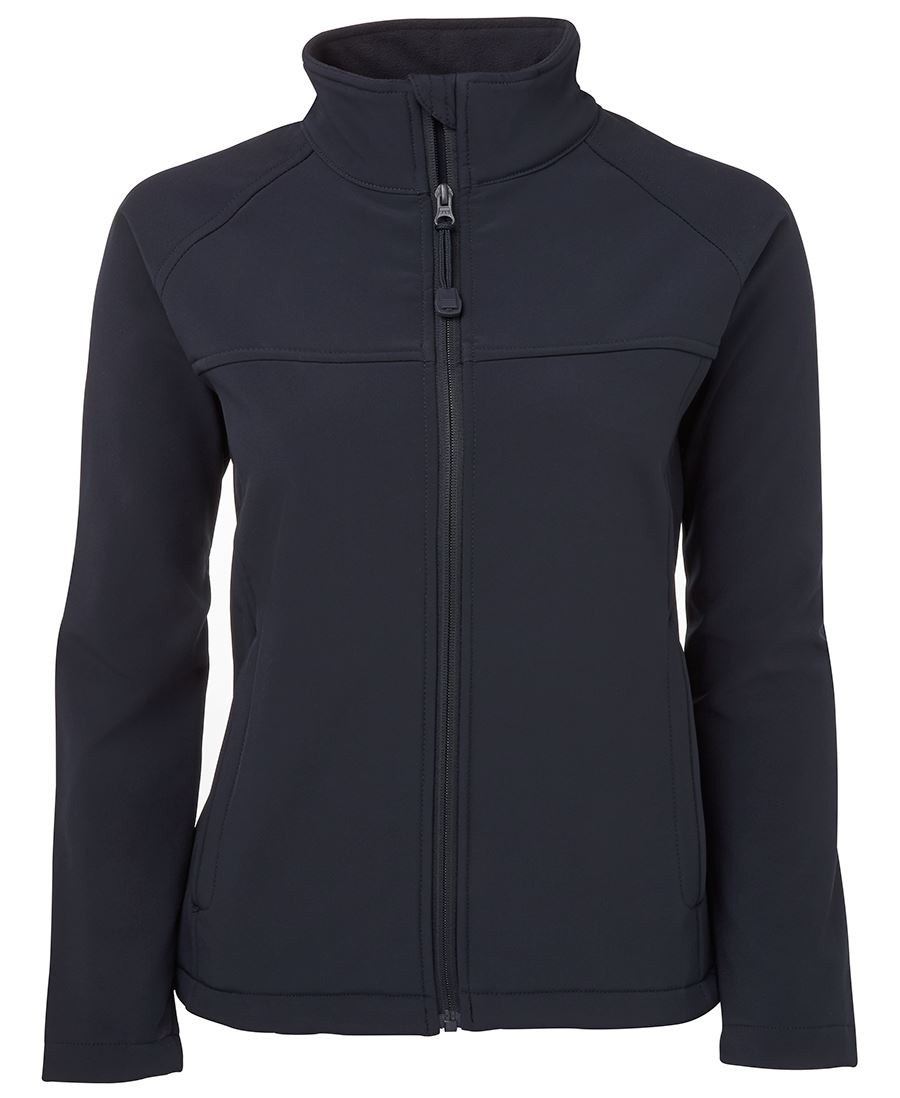 Ladies Layer Soft Shell Jacket (Navy)