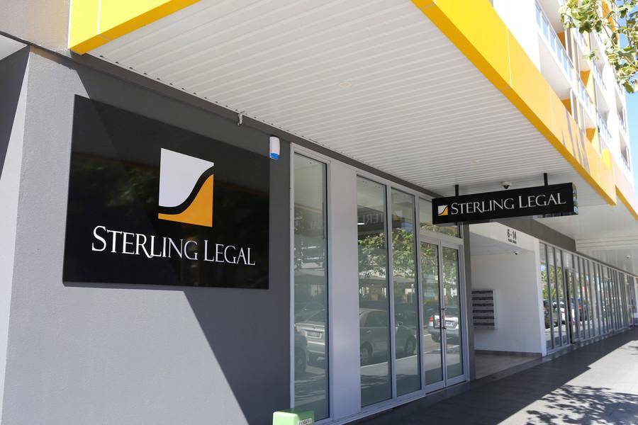Office External Sign