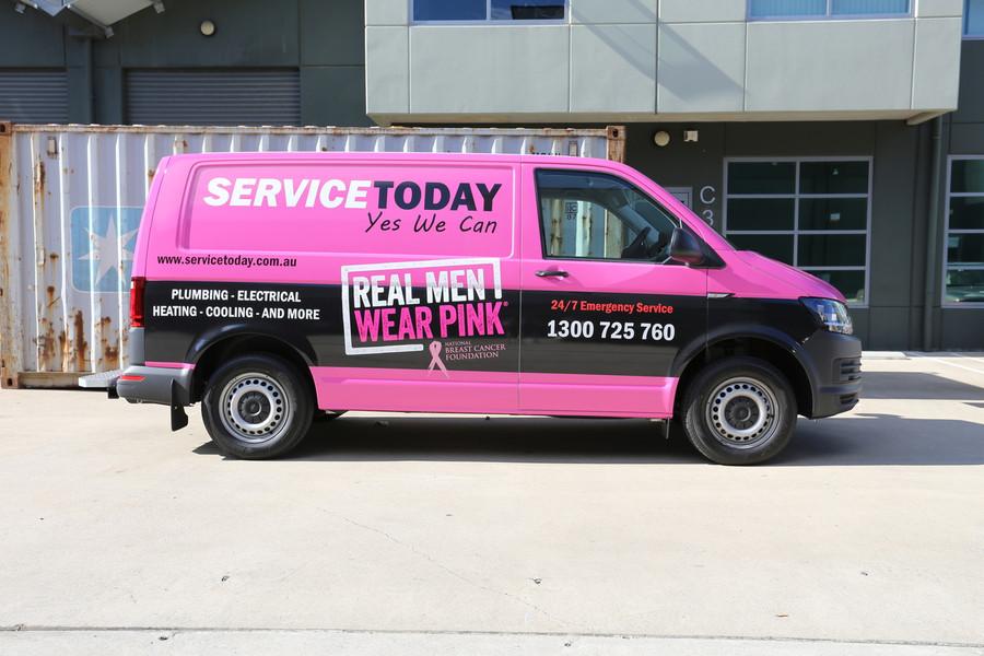 Sydney Van Wrap