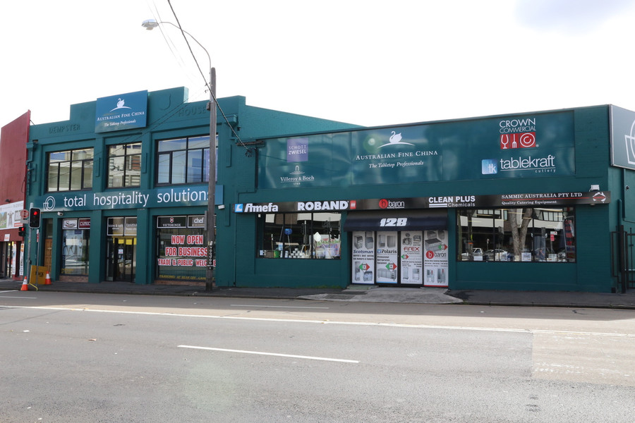 Shop Front Awning
