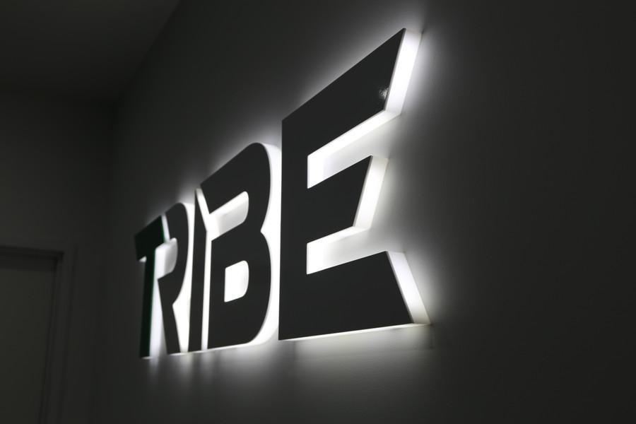 Side Lit 3D Sign