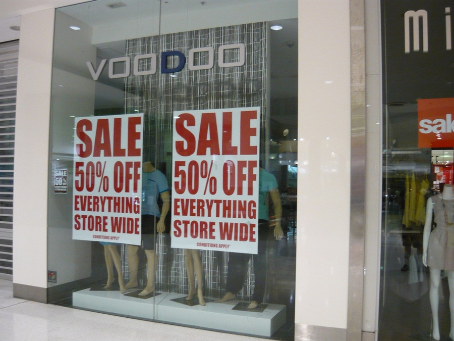 Voodoo Sale Graphics