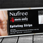 Nufree 4 Men Only Strips
