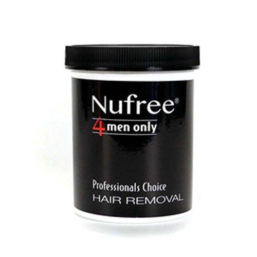 Nufree 4 Men Only Jar Pack