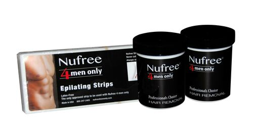 BUY 3 GET 1 FREE! NUFREE 4 MEN JAR PACK SPECIAL
