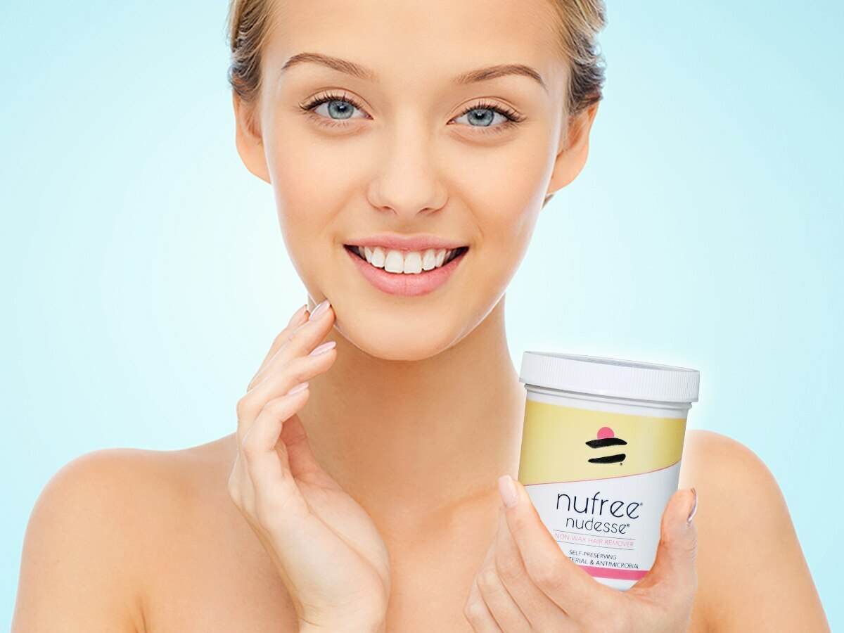 The Benefits of NuFree® for Facial Hair Removal