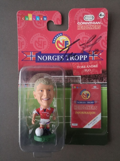 Tore Andre Flo Norway NOR004 Blister