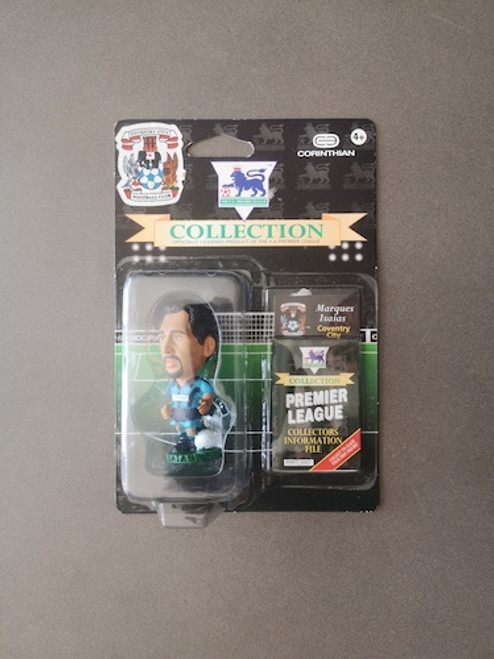 Marques Isias Coventry City PL154 B Blister