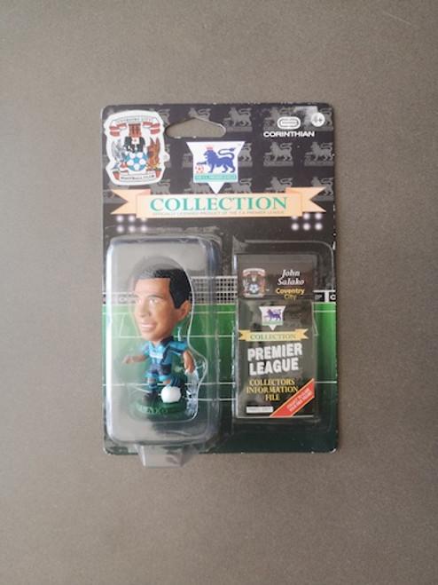 John Salako Coventry City PL34 B Blister