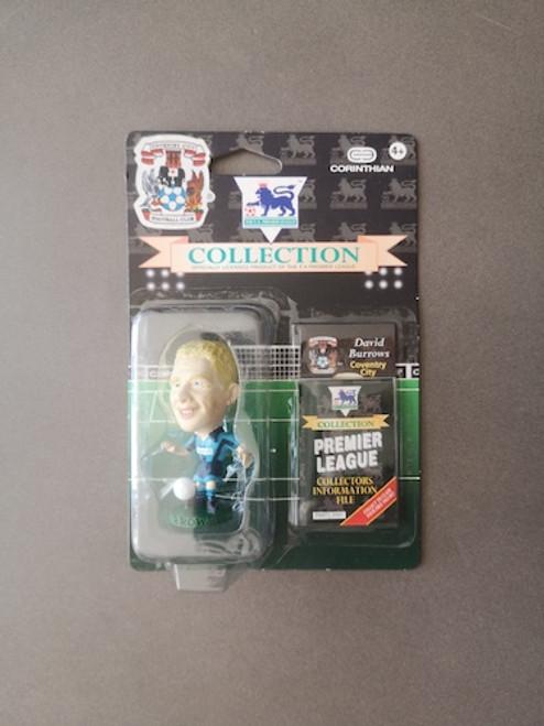 David Burrows Coventry City PL94 B Blister