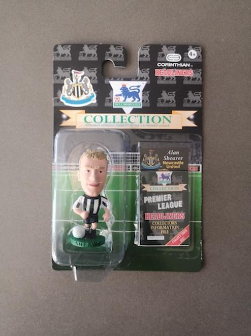 Alan Shearer Newcastle United PL367 B Blister