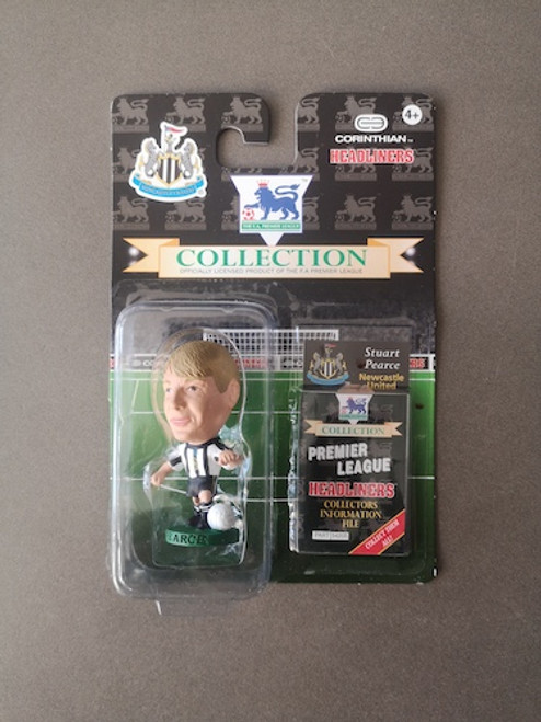 Stuart Pearce Newcastle United PL387 B Blister