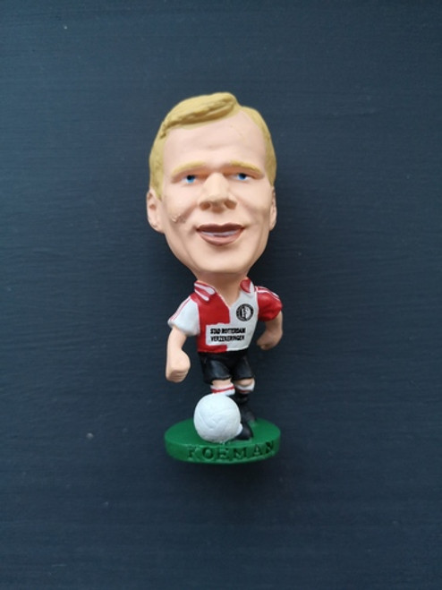 Ronald Koeman Feyenoord HOL014 Loose