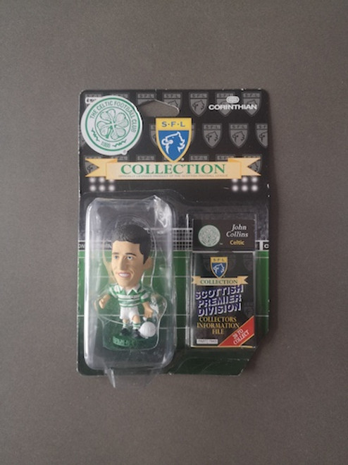 John Collins Glasgow Celtic SP22 Blister