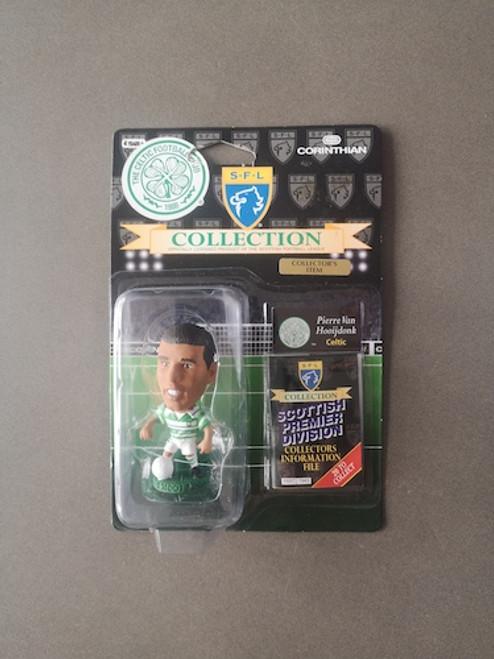 Pierre Van Hooijdonk Glasgow Celtic SP42 Blister