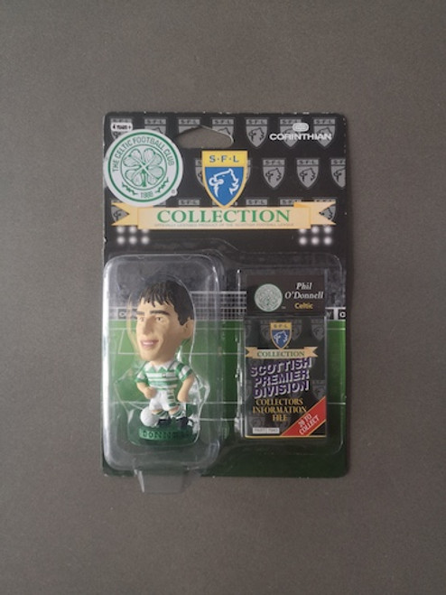 Phil O'Donnell Glasgow Celtic SP52 Blister