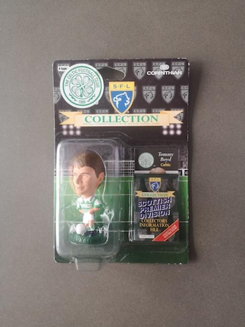 Tommy Boyd Glasgow Celtic SP62 Blister