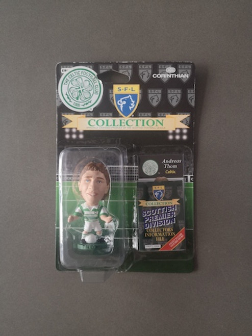 Andreas Thom Glasgow Celtic SP82 Blister