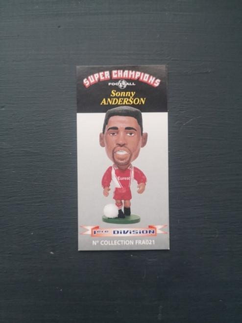 Sonny Anderson AS Monaco FRA021 Card
