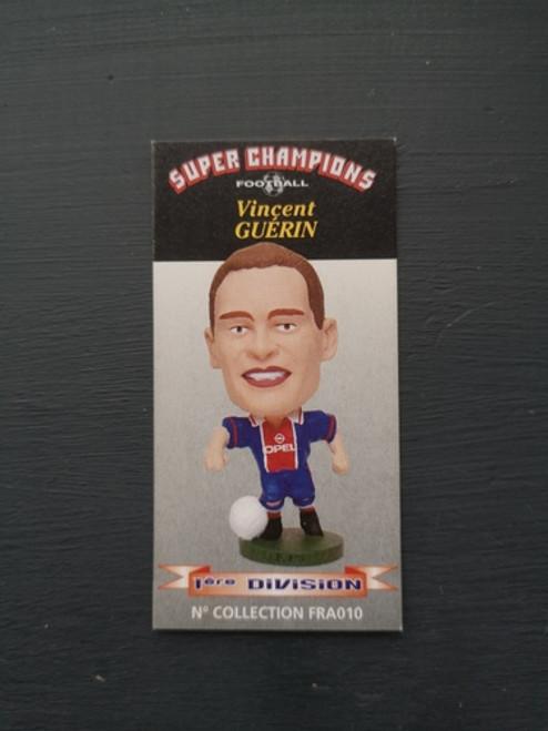 Vincent Guerin Paris Saint Germain FRA010 Card