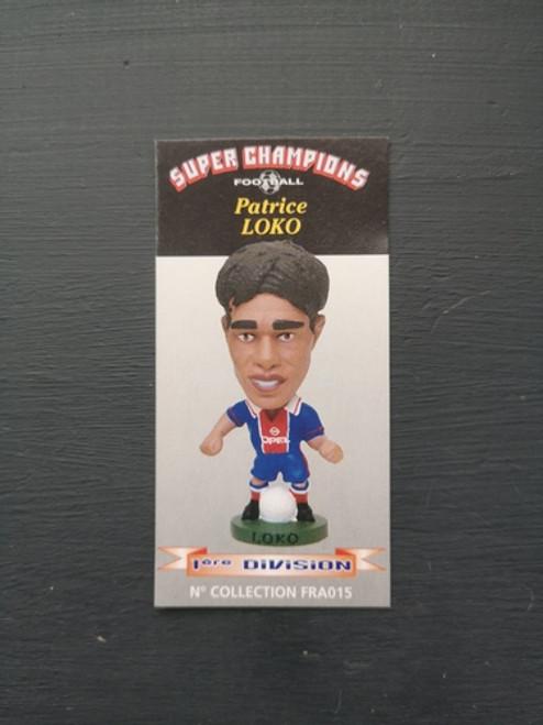 Patrice Loko Paris Saint Germain FRA015 Card
