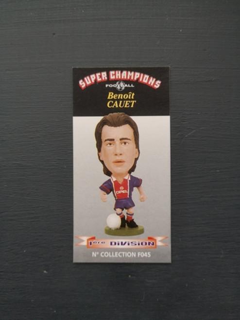 Benoit Cauet Paris Saint Germain FRA045 Card