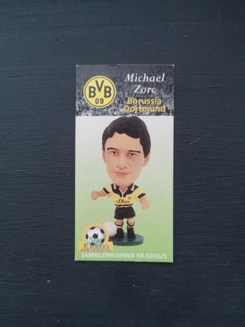 Michael Zorc Borussia Dortmund GER025 Card