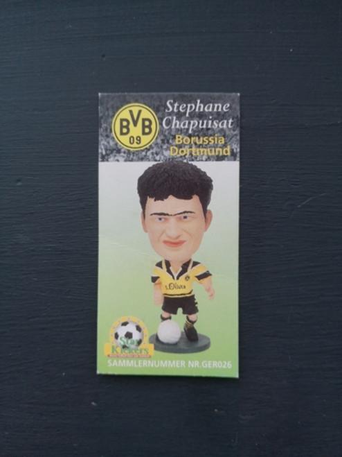 Stephane Chapuisat Borussia Dortmund GER026 Card