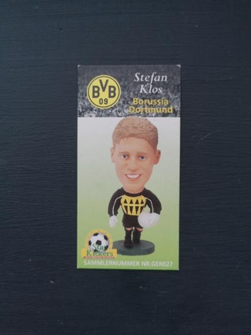 Stefen Klos Borussia Dortmund GER027 Card